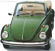 Green 1303 Kabriolett