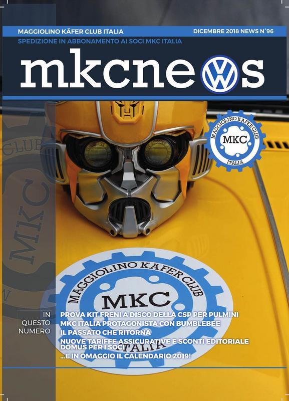 Copertina MKC NEWS n° 96